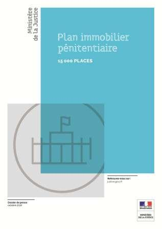 DP plan immobilier penitentiaire