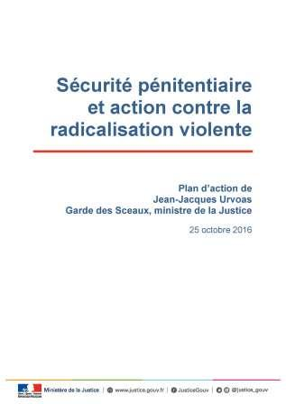 securite penitentiaire